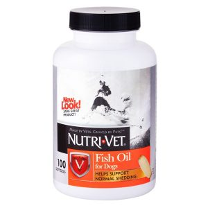 Nutri-Vet Fish Oil