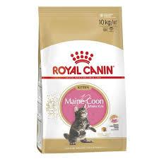 Royal Canin Maine Coon Kitten для котят породы Мэйн Кун от 3 мес до 15 мес