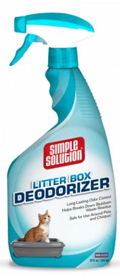 Cat Litter box deodorizer Дезодорирующее средство для чистки и устранения запахов в кошачьих туалетах