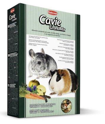 GRANDMIX CAVIE & CINCILLA Комплексный корм для морских свинок, шиншилл и дегу