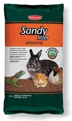 Sandy litter Гигиеническая подстилка для грызунов и рептилий