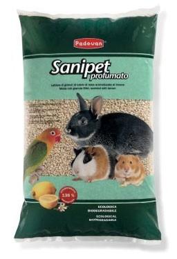 Sanipet profumato Гигиенический наполнитель для клеток