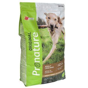 Pronature Original Dog Chicken Oatmeal для собак крупных пород