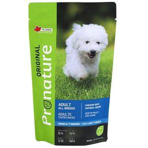 Pronature Original Dog Chicken Oatmeal