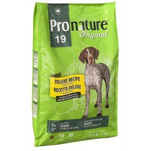 Pronature Original сухой супер премиум корм Без пшеницы, кукурузы, сои для собак