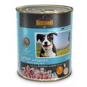 Консервы для собак Belcando (Белькандо) Для щенков птица с яйцом
