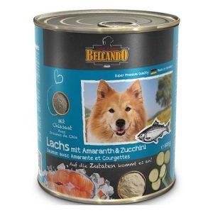 Консервы для собак Belcando (Белькандо) Лосось с амарантом и цукини
