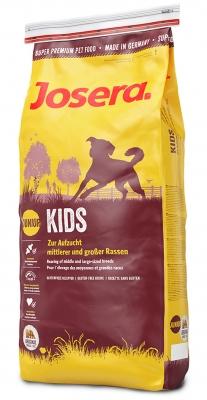 Josera Kids сухой корм премиум класса для растущих щенков средних и крупных пород