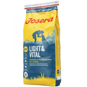 Josera Light & Vital, корм для собак для снижения и поддержки веса