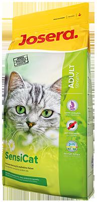 Josera SensiСat сухой корм для кошек с чувствительным пищеварением