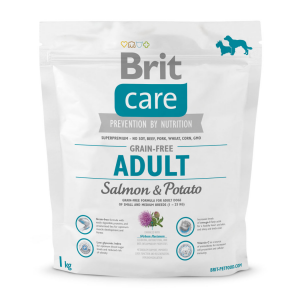Brit Care GF Adult Salmon & Potato