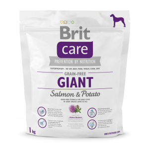 Brit Care GF Giant Salmon & Potato
