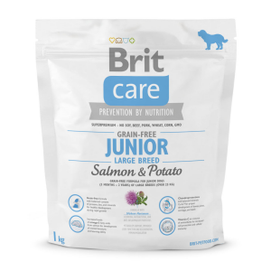 Brit Care GF Junior Large Breed Salmon & Potato