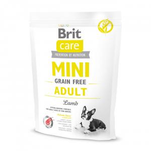 Brit Care GF Mini Adult Lamb