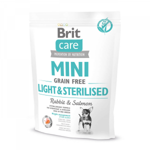 Brit Care GF Mini Light & Sterilised
