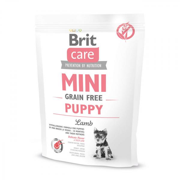 Brit Care GF Mini Puppy Lamb