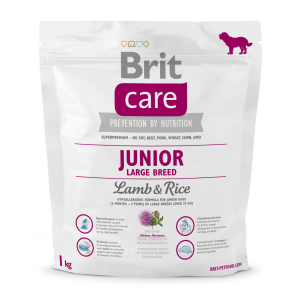 Brit Care Junior Large Breed Lamb & Rice