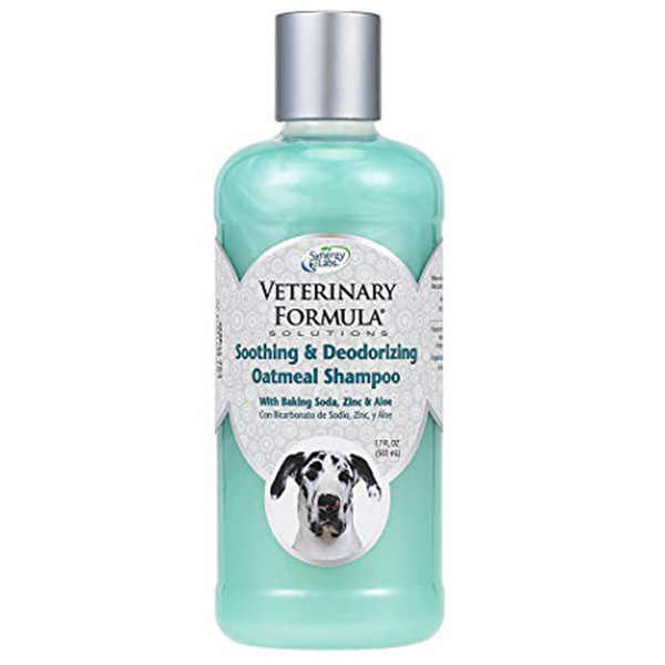 Veterinary Formula Soothing&Deodorizing Shampoo ВЕТЕРИНАРНАЯ ФОРМУЛА УСПОКАИВАЮЩИЙ И ДЕЗОДОРИРУЮЩИЙ шампунь для собак и кошек
