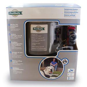 PetSafe Wireless Containment System ПЕТСЕЙФ БЕСПРОВОДНОЙ ЭЛЕКТРОННЫЙ ЗАБОР для собак весом от 3